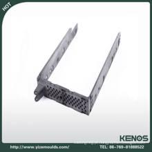 Precisão de fundição de magnésio oem personalizado feito de metal die casting parte para caixa elétrica