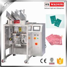 Máquina automática del llenador y del sellador de la máscara facial del precio bajo hecha en China