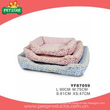 Beautiful Fashion Washable Dog Bed, Pet Product (YF87059)