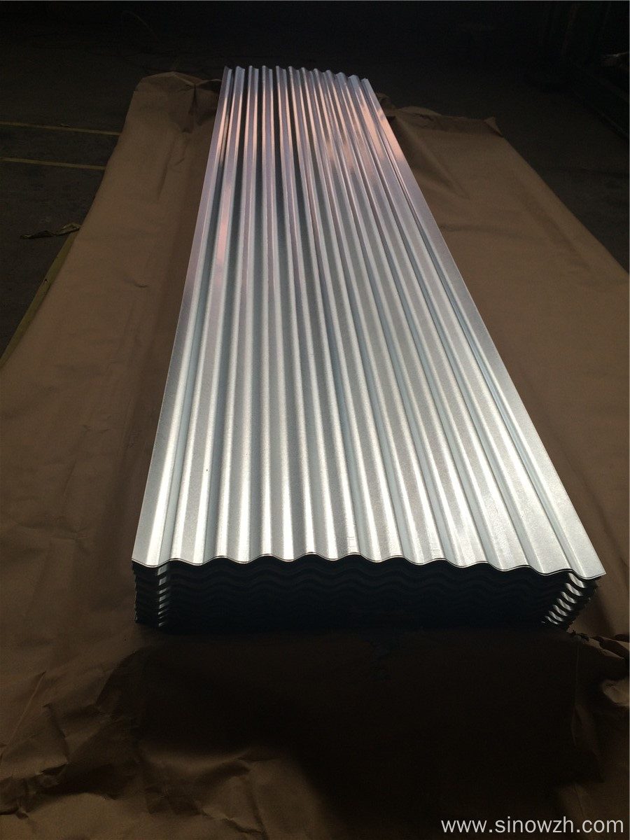 Corrugation Aluzinc Steel Sheet