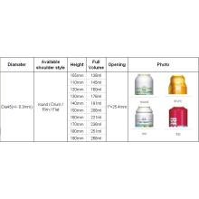 Aerosol Cans for Cosmetic Packaging