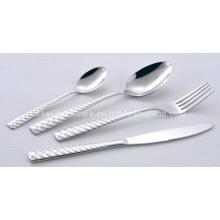 Ensemble de dîner en acier inoxydable complet (SE021)