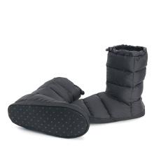 Waterproof Camping Down Indoor Slippers Boots for Men