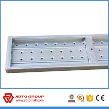 Galvanisierte Baugerüstmetallplattform / Stahlplanke für Baugerüsthersteller nach Afrika