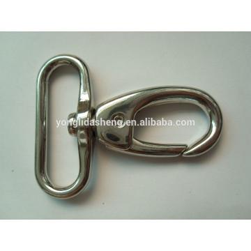 Um gancho da bolsa do gancho do snap do metal da Classe-A com material da liga do zinco