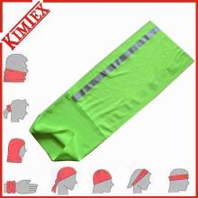 Promoción de moda Polar Fleece Buff Headwrap