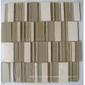Mosaic Wall Tile/Glass Tile/Crystal Glass Mosaic (HGM369)