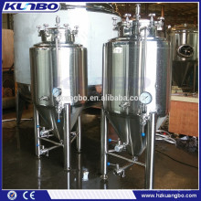 Cuve de brassage de bière en acier inoxydable rentable de la brasserie en vente