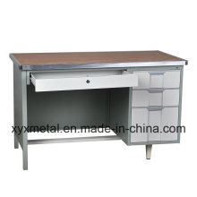 Modern Furniture Steel Office Table / Metal Office Desk