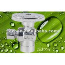 Brass Electroplating Chromium mini brass ball valve