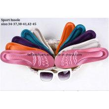 Dernières semelles intérieures confortables de sport de déodorant respirable multifonctionnel (FF506-6)
