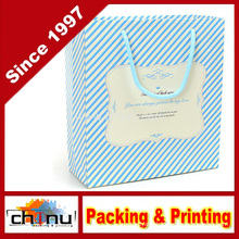 Art Paper / White Paper 4 Color Printed Bag (2263)
