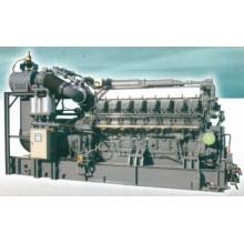 Mitsubishi Gas Generator Set Series (315kw-1500kw)