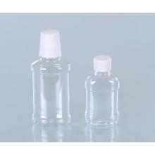 Frasco de boca de boca 150ml Frascos de plástico de 250ml