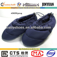 winter indoor shoes loafer shoes for man