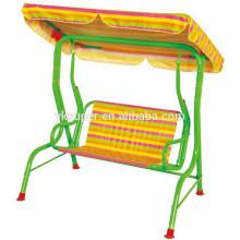 Дешевые цены крытый открытый одноместный свинг стул для детей / стул качели