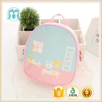 DDPrincess Wholesale pas cher école pratique enfants nursey sac à dos avec impression colorée