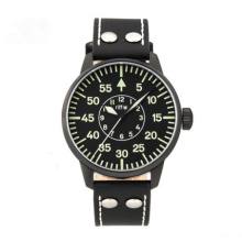 2015 Newest Mold Customised Design Leather Strap Watch