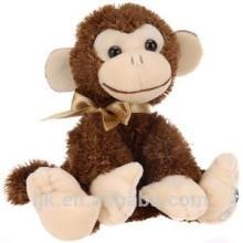 Diseño personalizado de juguetes al por mayor de mono relleno