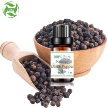 Therapeutic grade black pepper essential oil