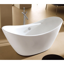 Upc Free-Standing Bathtubs with Brass Drain