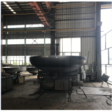 Quality Inspection for Carbon Steel Ellipsoidal carbon steel dish head export to Ecuador Wholesale
