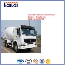 Sinotruk HOWO 6X4 Cement Truck for Sale Now