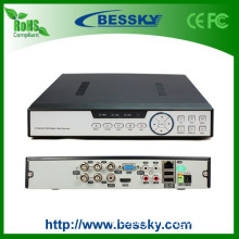CCTV HD DVR 4channel Security Video Recorder (BE-9604H)