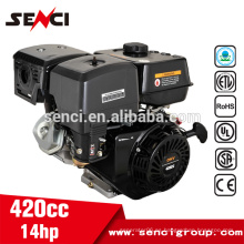 Motor de gasolina de 4 tiempos de marca SENCI