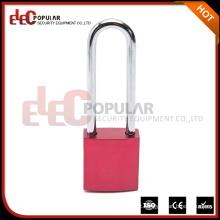 Elecpopular Produtos de boa qualidade 41mm Lock Body Manilha longa Cadeado de segurança de alumínio
