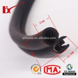 auto accessories soundproof rubber seal strip