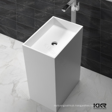 bathroom vanity sink freestanding wash basin with pedestal