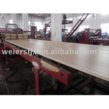 PVC/WPC Foamed Board/Sheet/Plate Machinery---Plastic Machine