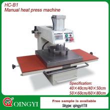 transferência da imprensa da máquina da imprensa do calor