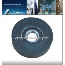 Rodillo de escaleras mecánicas, piezas de la escalera mecánica de China, rodillo de la barandilla de la escalera mecánica