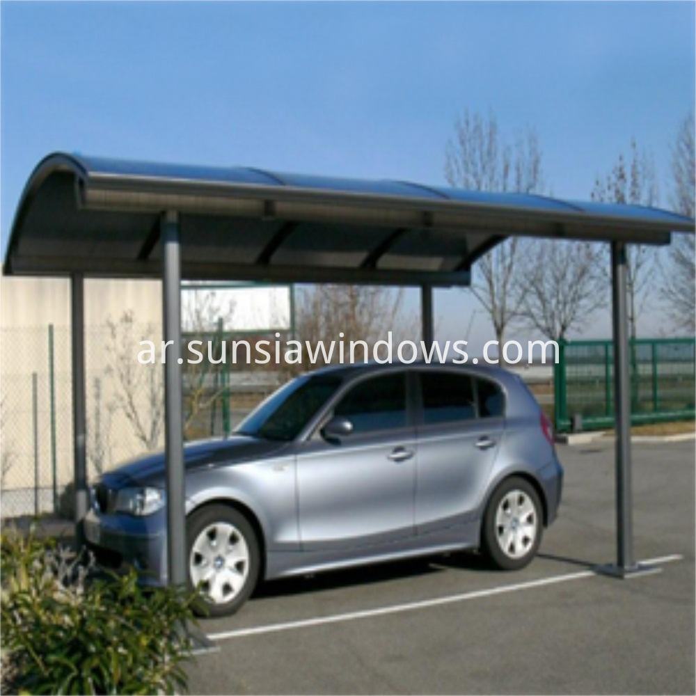 High Grade Aluminum Carport