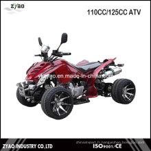 125cc Racing ATV / 150cc Racing Quad avec 12inch Wheel Hot Sale