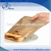 Bolsas reutilizables para tostadoras antiadherentes para sándwiches de queso a la parrilla