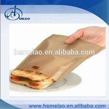 Sacs à griller antiadhésives réutilisables pour sandwichs au fromage grillé