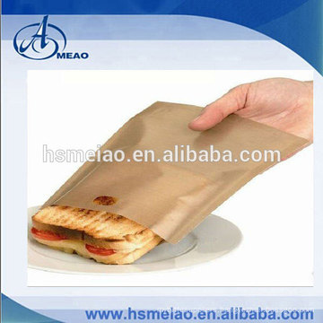 Reusable Non-stick Toaster Bags for Grilled Cheese Sandwiches