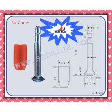 Hochsicherheits-Bolzendichtung BG-Z-012 Hochsicherheitsdichtung, Dichtungsbolzen, Hochsicherheits-Container-Verschlussdichtung