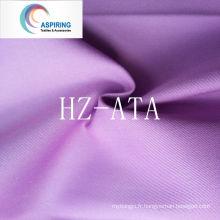 Tissu en coton 16X12 108X56 uniforme en sergé