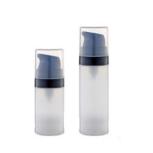 10ml 15ml Eco amigável PP plástico redondo Airless garrafas