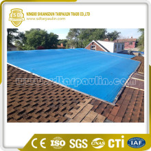 PVC Tarpaulin Roof Cover Poly Laminated Tarpaulin Sheet