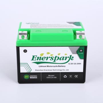 Batterie de démarrage au lithium pour scooter électrique moto
