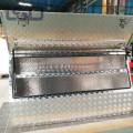 Wasserdichter Aluminium Kofferraum Koffer