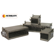 Los E serie aire calor quemadores quemador de aire caliente Industrial