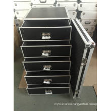 2016 Keli Made Drawer Flight Case and Aluminum Drawer Flight Case/Factory Direct /Custom Case
