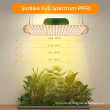 Vollspektrum LED Grow Lights für Gemüse