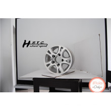 Exclusive!! HRTC aftermarket silver alloy wheel china for wholesale